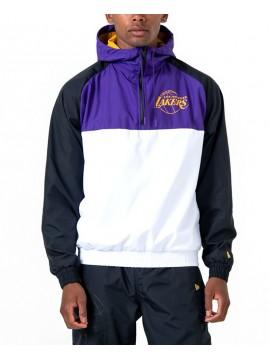 Veste Coupe-vent New Era Los Angeles Lakers Colour Block