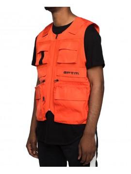 EPTM - Débardeur Fonctionnel Gilet Tactique Orange