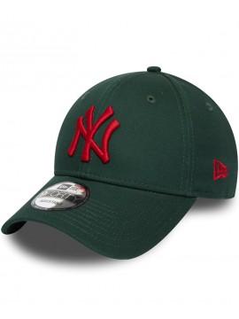 New Era - Casquette New York Yankees Essential 9Forty Vert
