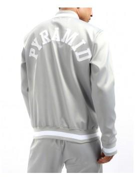 Black Pyramid - Polar Satin Jacket Grey