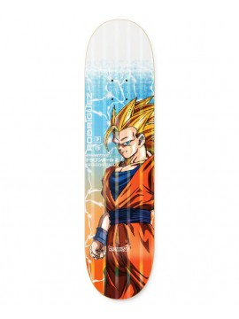 Primitive x Dragon Ball Z - Planche De Skate Paul Rodriguez Goku Power Level