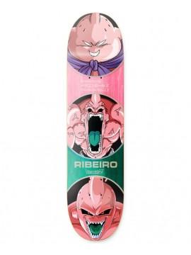 Primitive x Dragon Ball Z - Planche De Skate Carlos Ribeiro Boo Forms