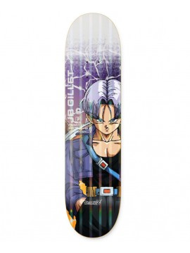 Primitive x Dragon Ball Z - Planche De Skate JB Gillet Trunks Power Level