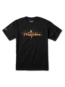 Primitive x Naruto Shippuden - T-Shirt Naruto Nuevo Noir