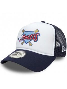 New Era - Anaheim Angels Coast 2 Coast Trucker Navy