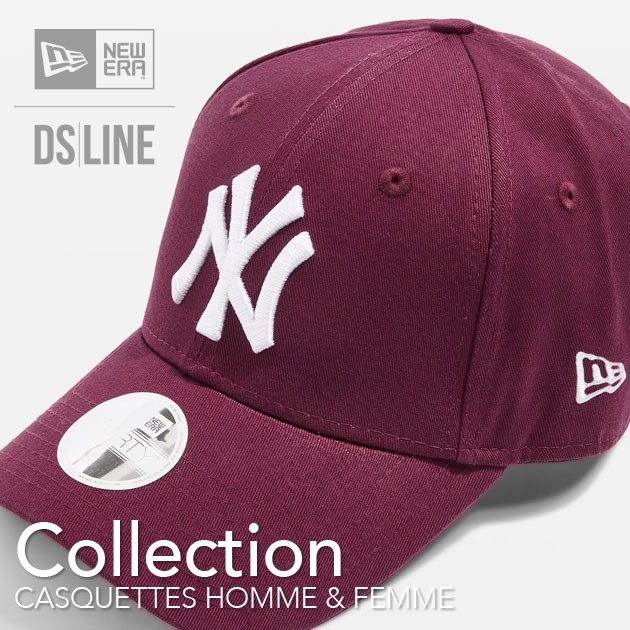 Casquettes New Era / DS Line